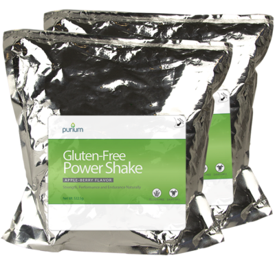 Purium Power Shake Terra Pouch